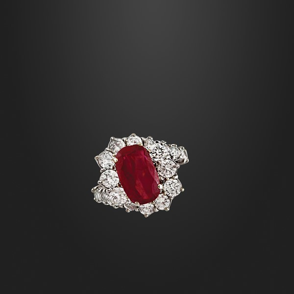 ANELLO  - Asta Gioielli Importanti e Argenti - International Art Sale - Casa d'Aste