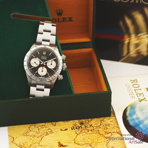 "Rolex - ""Oyster Cosmograph Daytona"", ""Big Red"",  Ref. 6265"