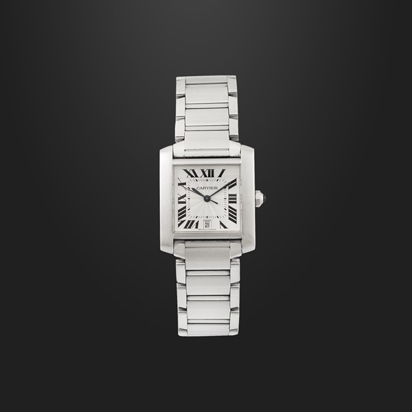"Cartier - ""Tank"", Automatic, Ref. 2302"
