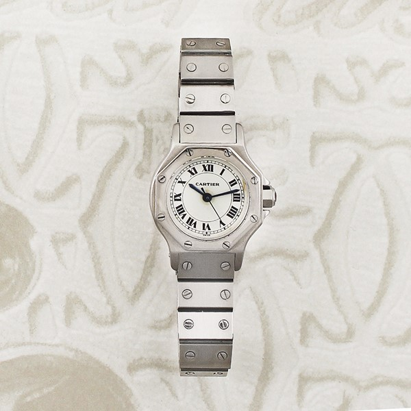 "Cartier - ""Octagon"" Automatic"