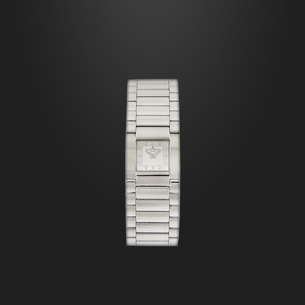 "Baume Mercier : ""Catwalk""  - Asta Orologi Vintage e Moderni - International Art Sale - Casa d'Aste"