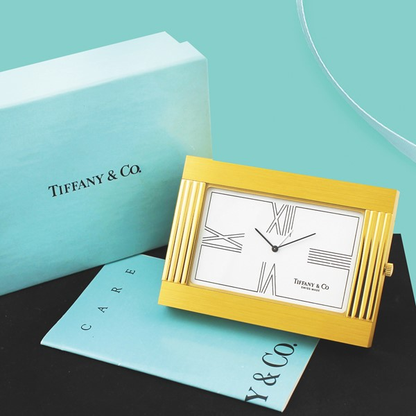 "Tiffany - ""Desk Clock"" Ref. 2707"