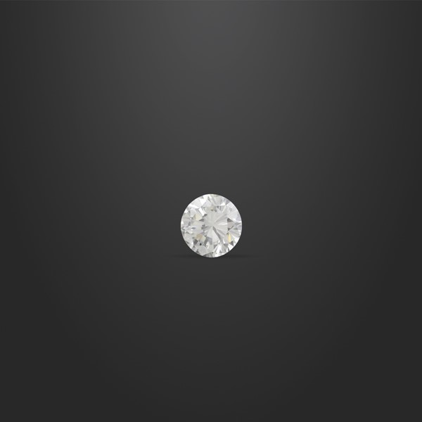 ROUND CUT DIAMOND  - Auction Important Jewelry - International Art Sale - Casa d'Aste