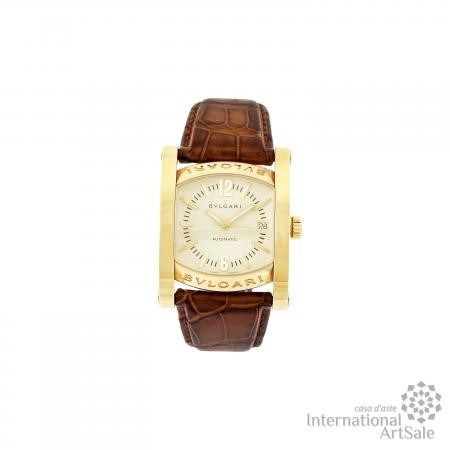 BULGARI, Swiss, ASSIOMA, Automatic - AA446/D460, anni 2000  - Asta Gioielli e Orologi - International Art Sale - Casa d'Aste